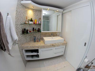 Banheiro sob medida - Atual Móveis