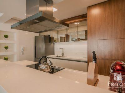Cozinha em laca
