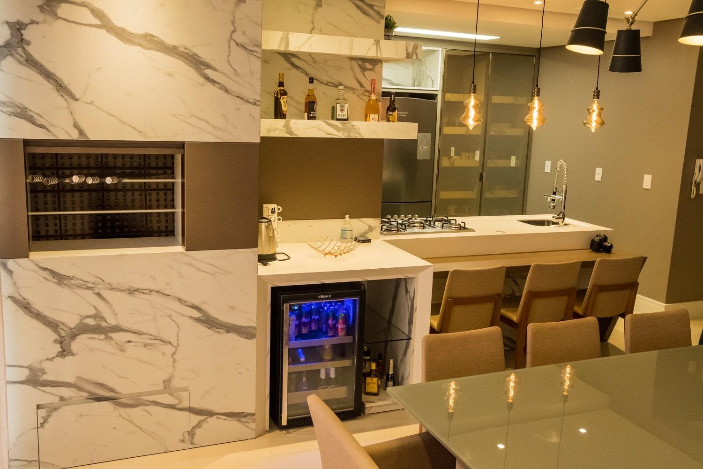 Cozinha Integrada Thassos